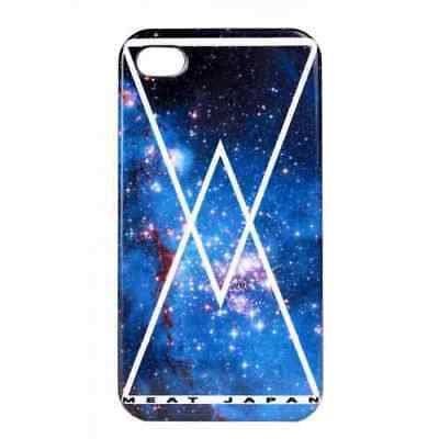 Coque iPhone 5 5S SE Space Meat Japan - Plastique