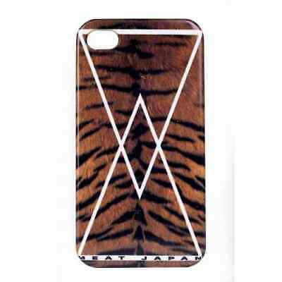 Coque iPhone 5 5S SE Tiger Triangle Meat Japan - Plastique