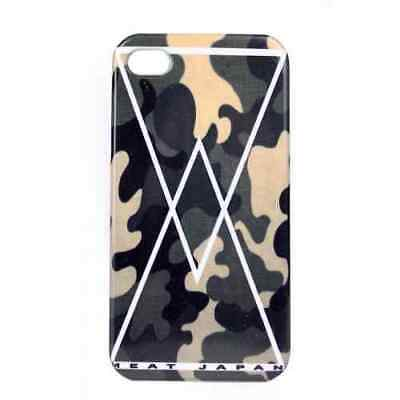 Coque iPhone 5 5S SE Camo Meat Japan - Plastique
