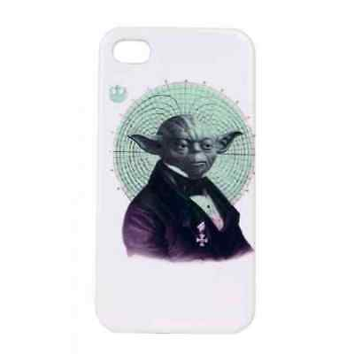 Coque iPhone 5 5S SE Yoda Meat Japan - Plastique