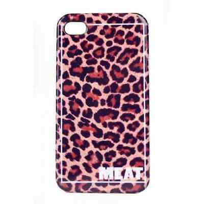Coque iPhone 5 5S SE Leopard Meat Japan - Plastique