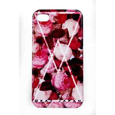 Coque iPhone 5 5S SE Rose Rose Meat Japan - Plastique
