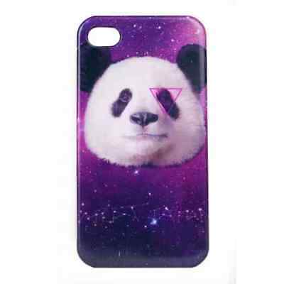 Coque iPhone 5 5S SE Panda Meat Japan - Plastique