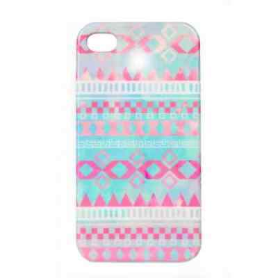 Coque iPhone 5 5S SE Navajo 6 Meat Japan - Plastique
