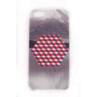 Coque iPhone 5C Red Cube Meat Japan - Plastique