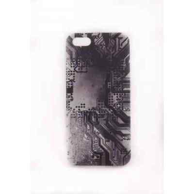 Coque iPhone 5C Circuit Meat Japan - Gel ou Plastique (au choix)