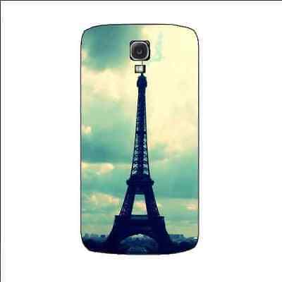 Coque Samsung Galaxy S4 Eiffel Tower - Plastique