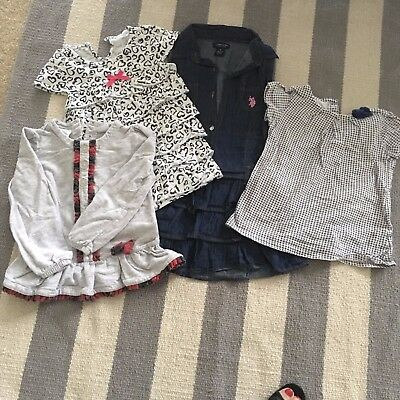 Hot Lot Of Girls Kids Clothes Designer Sz 5 cheap