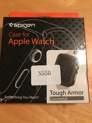 Tough Armor Case Apple Watch 42 mm Heavy Duty Built Protective Series Protector