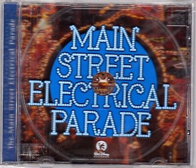 Main Street Electrical Parade CD Brand New Unopened 1999