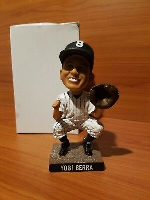 New York Yankees Yogi Berra SGA Gateway Grizzles Bobble Head