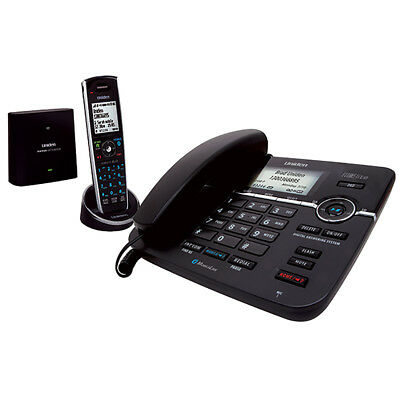 Uniden Elite Dect 9145+1 Integrated Bluetooth/wifi Corded/cordless Phone System