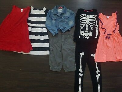 Girls Bulk Clothing Size 9 and 10