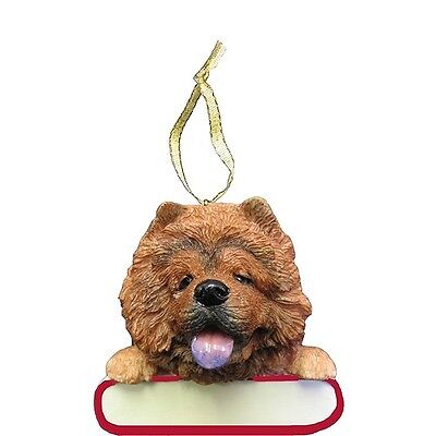 Chow  Chow Ornament   # 12