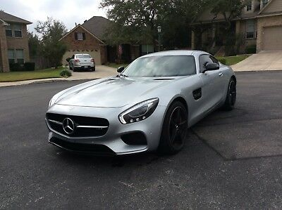 2016 Mercedes-Benz Other  Mercedes Benz AMG GTS 2016
