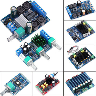 Dual Channel Amplifier Board Digital Amplifier Audio Power Board Module