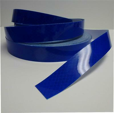 3M™  Blue  Reflective Tape 3930 Class 1  25Mm New