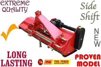 Flail Mower 1965mm, 384kg 3 point linkage Hammer Cutters + FREE SET of Y-Cutters