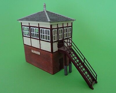 Hornby R9504 Skaledale, Magna Signal Box  OO  As New Cond-Unboxed
