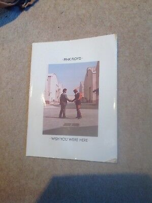 Pink Floyd : WISH YOU WERE HERE  Guitar Tablature Edition Book