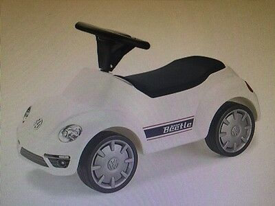 Neu Original VW Beetle Bobby car Kinder Kollektion