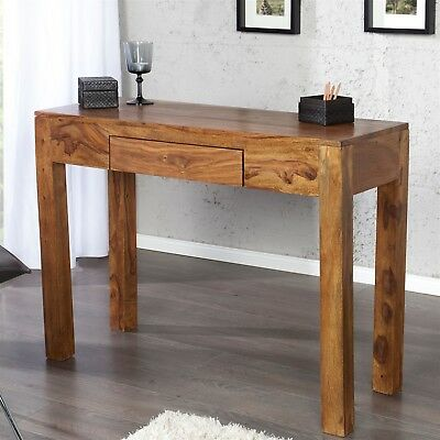 "CONSOLE TABLE ""SHEESHAM"" 