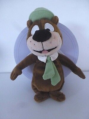 Yogi Bear/ours objet de collection Warner Bros Studio marron vert chapeau