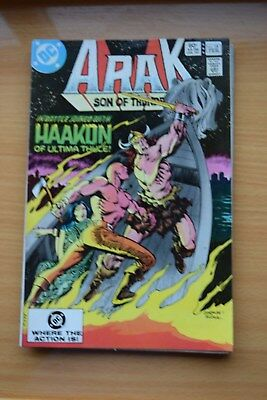 Arak/Son of Thunder no 18 in Very Fine - condition.