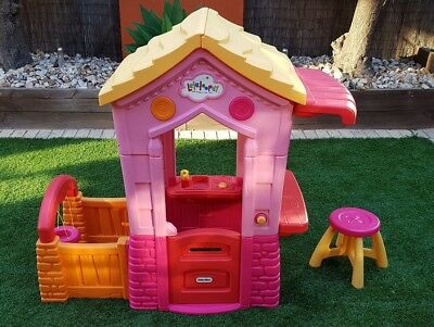 Lalaloopsy Playhouse - Little Tikes Cubby House Outdoor Indoor Toys