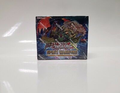 Yu-Gi-Oh Spirit Warriors Display (24 Booster)