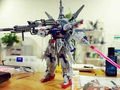 Detail up painted MG 1/100 seed destiny Providence Gundam on decals Model