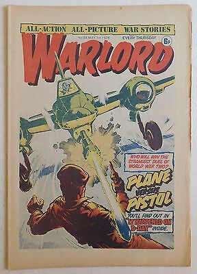 WARLORD Comic #84 - 1st May 1976