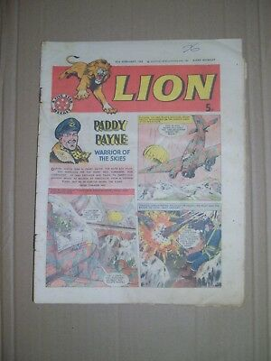 Lion issue dated February 23 1963