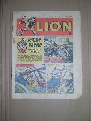 Lion issue dated March 30 1963