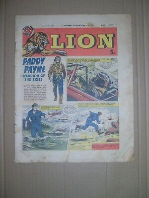 Lion issue dated June 15 1963