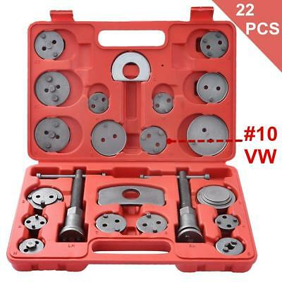 Heavy Duty 22pcs Disc Brake Caliper Tool Set and Wind Back Kit for Brake Pad