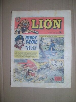 Lion issue dated July 13 1963