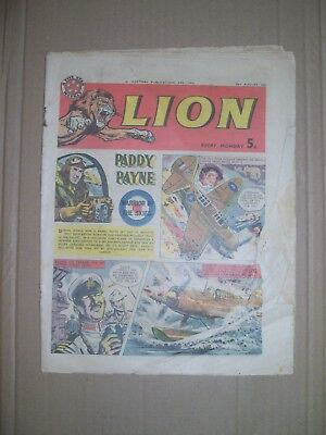 Lion issue dated August 24 1963
