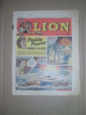 Lion issue dated September 14 1963