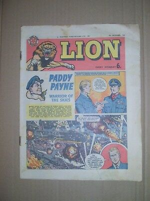 Lion issue dated December 7 1963