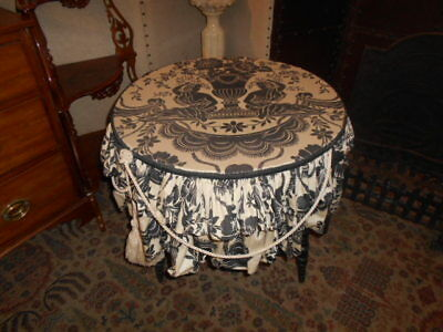 Aesthetic movement  wooden black centre table occasional side 1880-1890