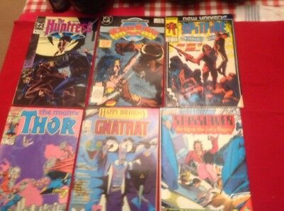 job lot mixed comics