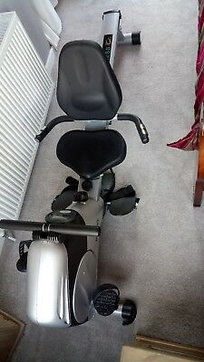 Motive Fitness rowing and cycling machine