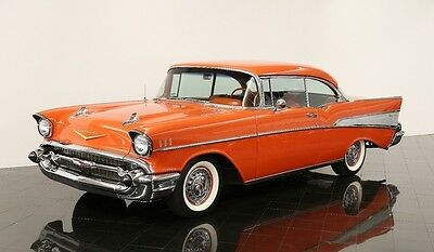 1957 Chevrolet Bel Air/150/210 Sport Coupe 1957 Chevrolet Bel Air Sport Coupe