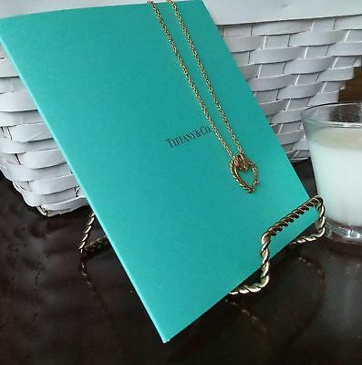 iconic Tiffany & Co.  Card