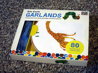Eric Carle's Garland Party Kit