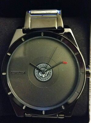 RAMONES 'ANTHOLOGY' WATCH - Chilli Beans - *NEW IN BOX* ---GRAY FACE