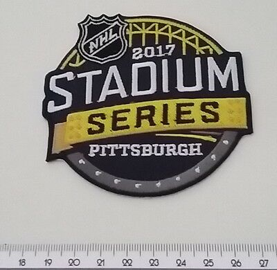 NHL Patch Aufnäher Stadium Series Patch 2017 Pittsburgh
