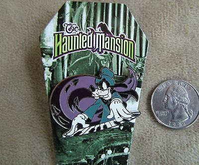 NEW! Disney Haunted Mansion Mystery Pin Goofy in Organ Room Playing Piano