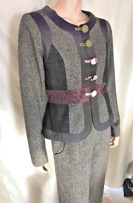 St-Martins Suit.  Size 12.  Design-Fairytale.  Trousers and Jacket.  Unusual.